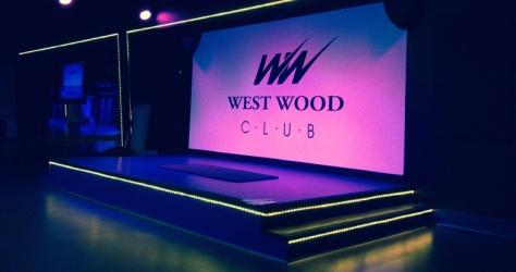 Vinyls Kiss-Cut Stage West Wood Leisure Club – Leopardstown