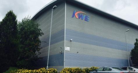 Exterior Sign – KWE