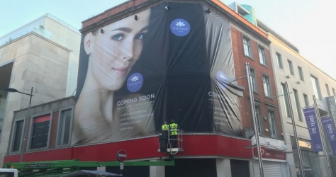 Building Wraps for Corporate Business