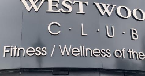 Exterior Signage Metal