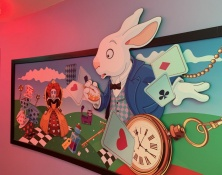 Raised 3d pictures  & Wall Vinyls by Donridge – interior