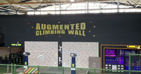 Climbing Wall for Gym  by Donridge
