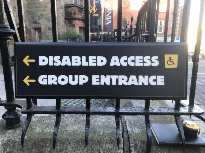 Outdoor Signage for Gates – Donridge