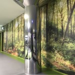forest wall vinyl